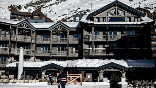 Hotel Le Fitz Roy. Val Thorens. Where to Stay. Val Thorens hosts the first stage of the World Cup Ski Cross.