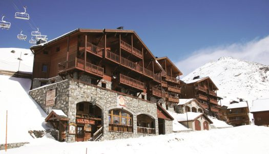 Les Chalets de Rosael. Where to Stay in Val Thorens. Val Thorens hosts the first stage of the World Cup Ski Cross.