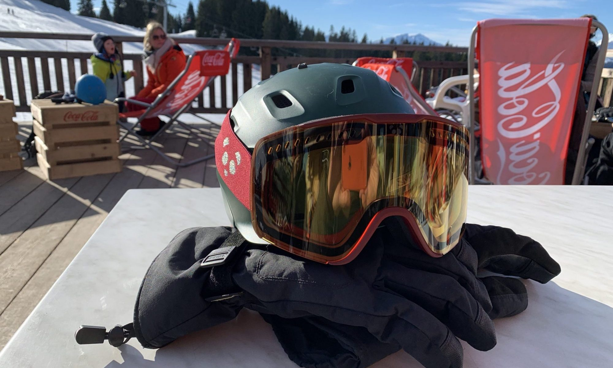 Review of the new RS1 Panda Optics goggles.