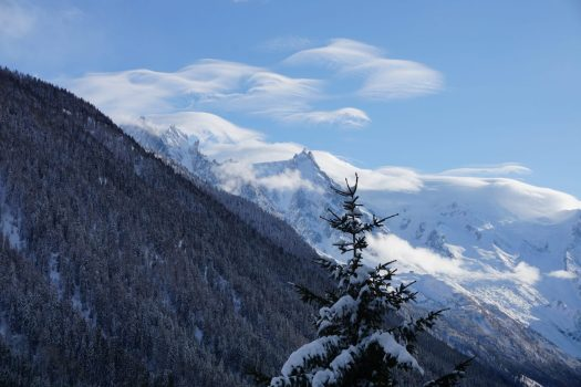 Chamonix view- Photo: Rob Stewart, March 2020. UK ski industry operators and agencies have felt a huge impact by Covid-19 but are optimistic than resorts will open next winter.