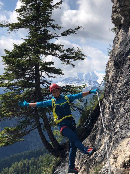 Via Ferrata Las Cordes. Photo Claudia Rier/IDM Sudtirol. A Must-Read Guide to Summer in South Tyrol.