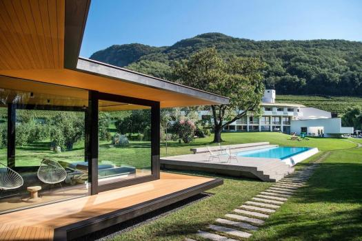 Spa at the Seehotel Ambach. Book your stay at the Seehotel Ambach. A Must-Read Guide to Summer in South Tyrol.