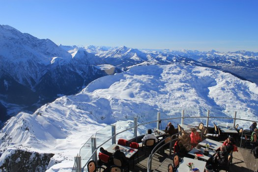 Le Panoramic at Le Brévent. The Must-Read Guide to Chamonix.