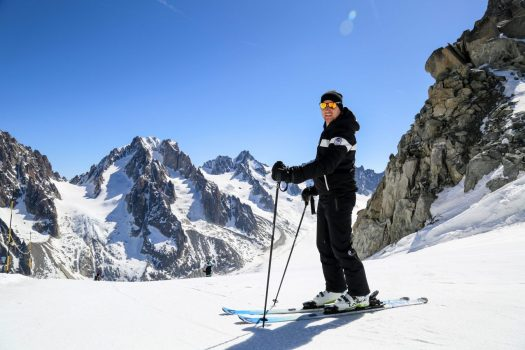 Lognan. Les Grands Montets. Photo: Vallée de Chamonix Mont Blanc. S. Abrial. The Must-Read Guide to Chamonix.