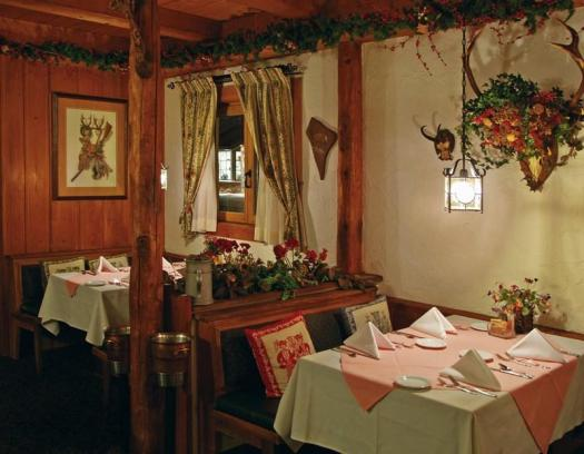 The restaurant at the Gasthof Gramshammer. The Must-Read Guide to Vail. Book your stay at the Gasthof Gramshammer here.