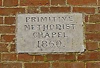 Chapel Plaque