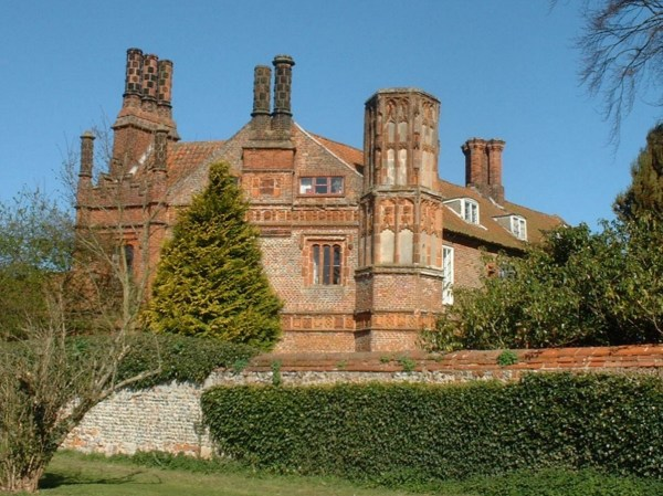 Rectory Manor House Of Gt Snoring