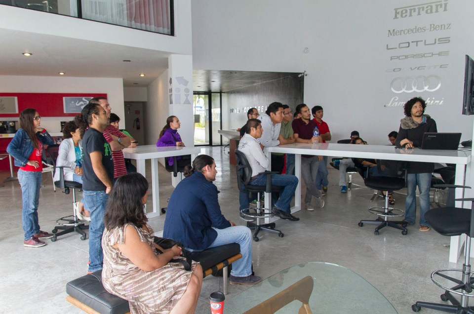 Open Data Day 2016 Cancún