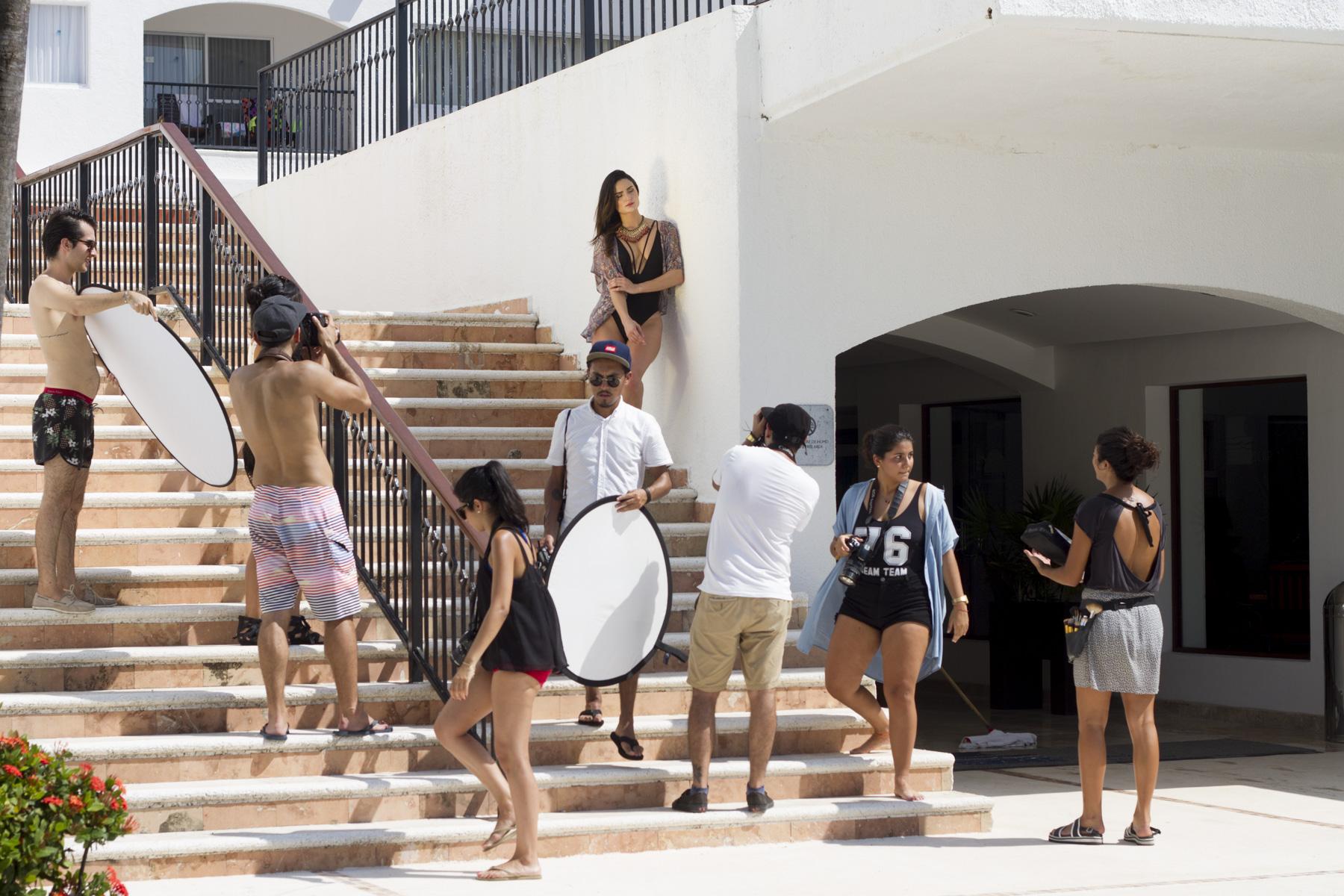 Workshop Paco Diaz @ Beachscape