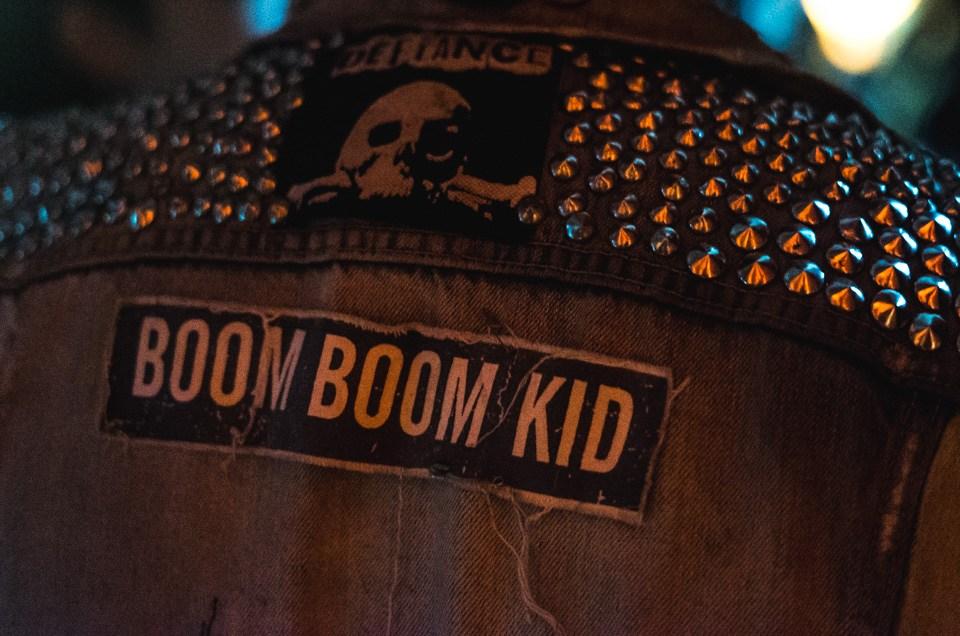 Boom Boom kid en Playa del Carmen