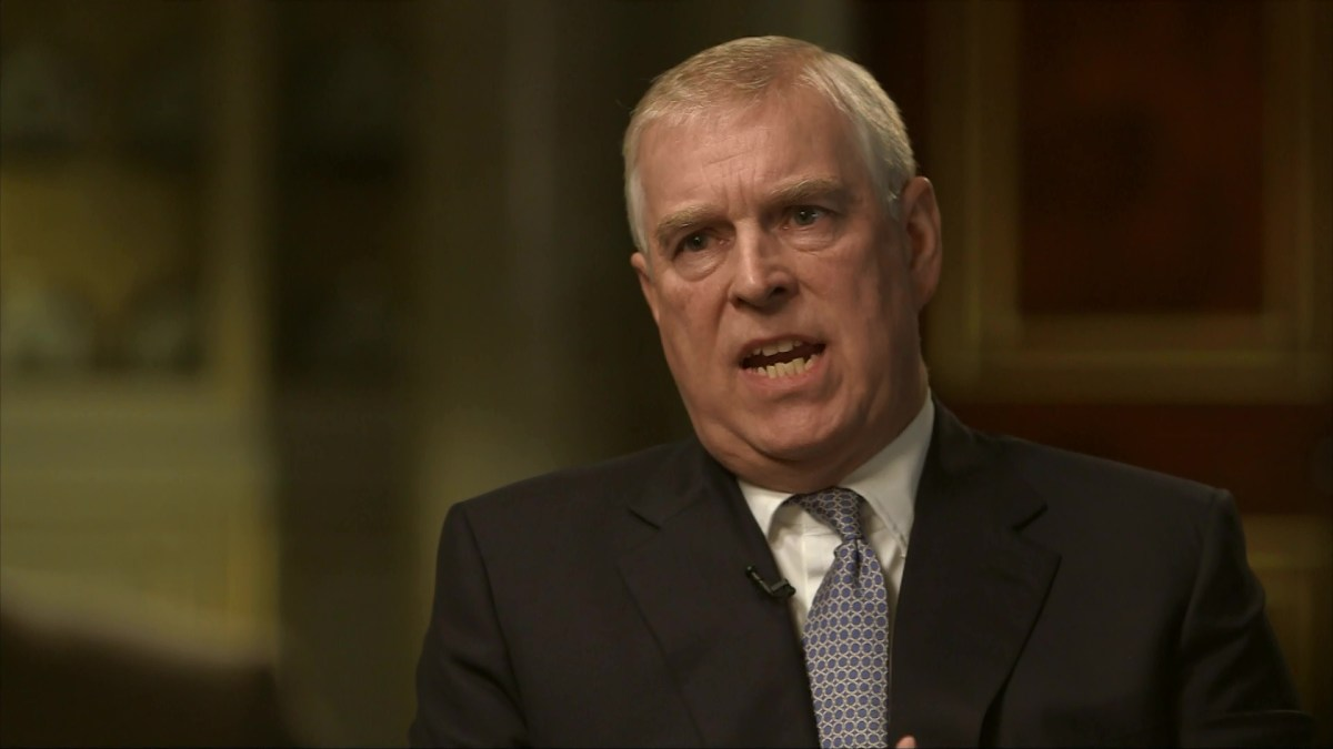Prince Andrew Bbc Interview What Happened On The