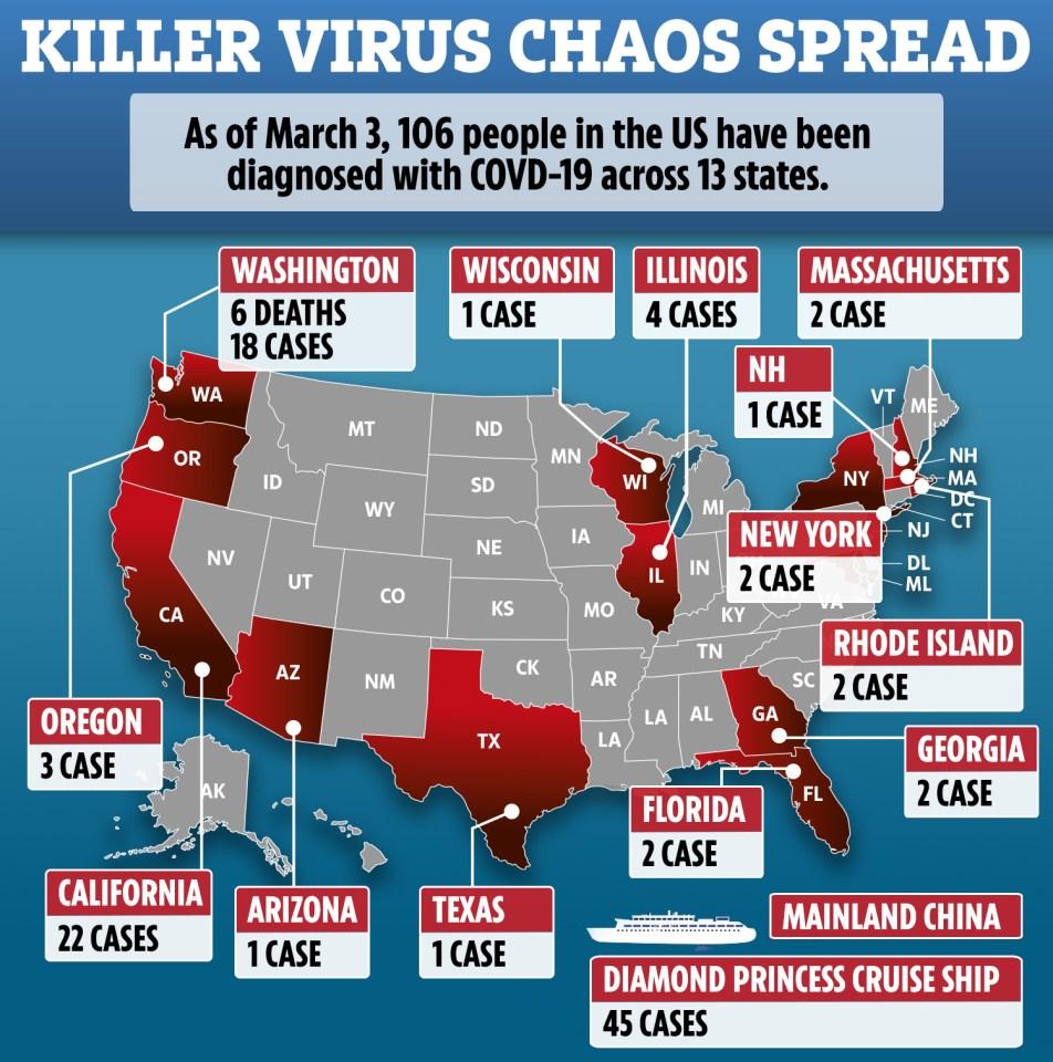 Amazon Headquarters employee stricken by coronavirus in Seattle as ...