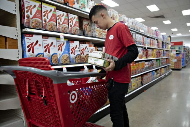 Target workers feel they have not been adequately protected