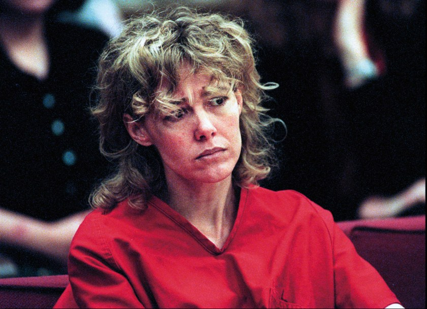 Letourneau is seen here in 1998 during a court hearing
