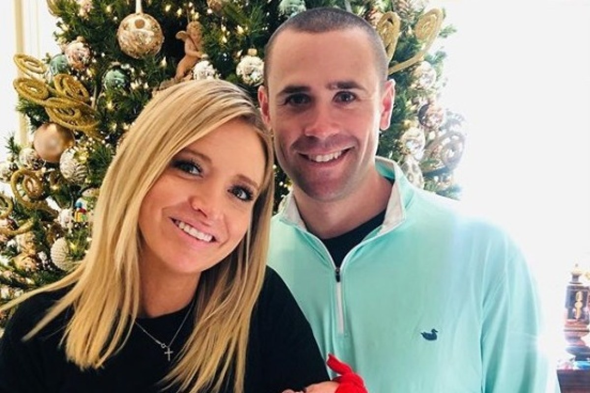 Who Is White House Press Secretary Kayleigh Mcenany S Husband Sean Gilmartin