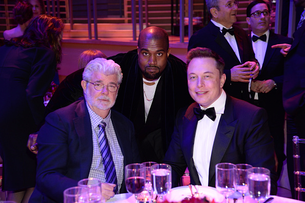 Elon and Kanye have been friends for years and have often been spotted hanging out at events