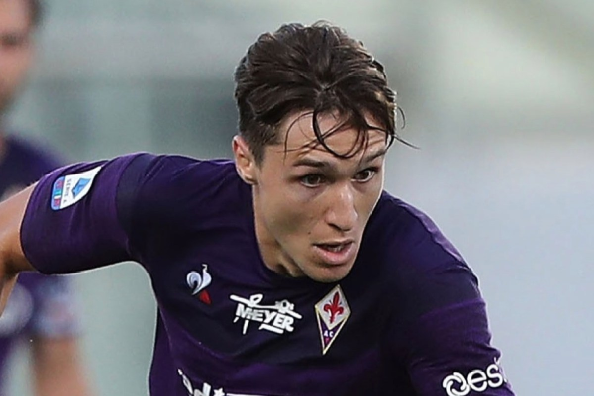 Man Utd are close to agreeing £50m-plus deal for Federico Chiesa... but winger may REJECT transfer