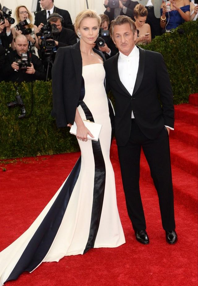 Sean Penn was previously in a relationship with Sean Penn
