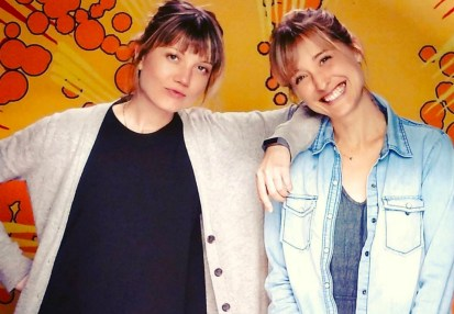 Nxivm members Nicki Clyne and Allison Mack