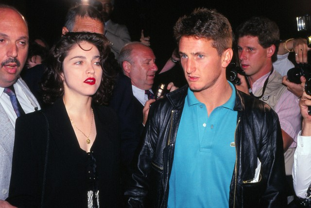 He was also married to Madonna