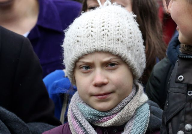 Vovan and Lexus posed as Greta Thunberg and her dad Svante