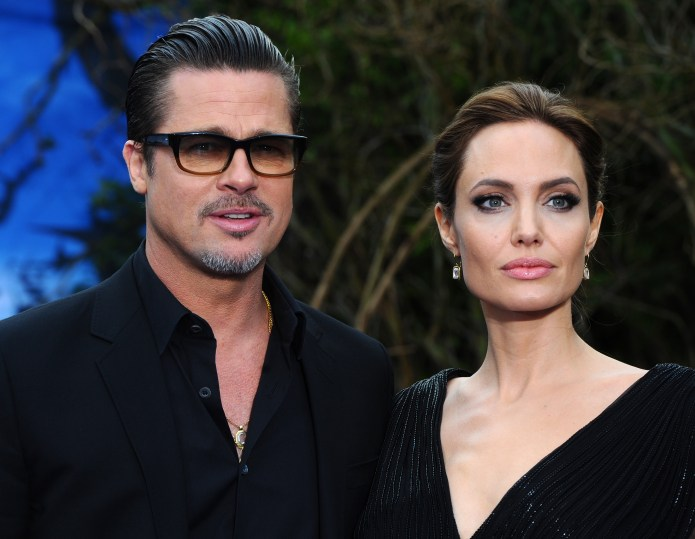 Brad and ex Angelina are still fighting over custody deal four years after their divorce