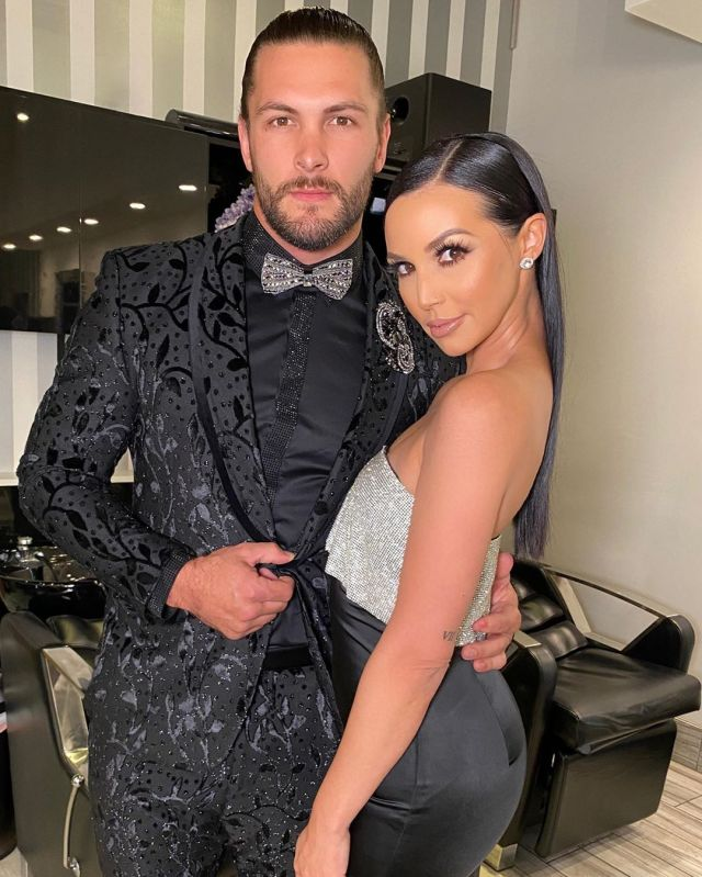 The couple's decision follows Scheana's tragic miscarriage in June