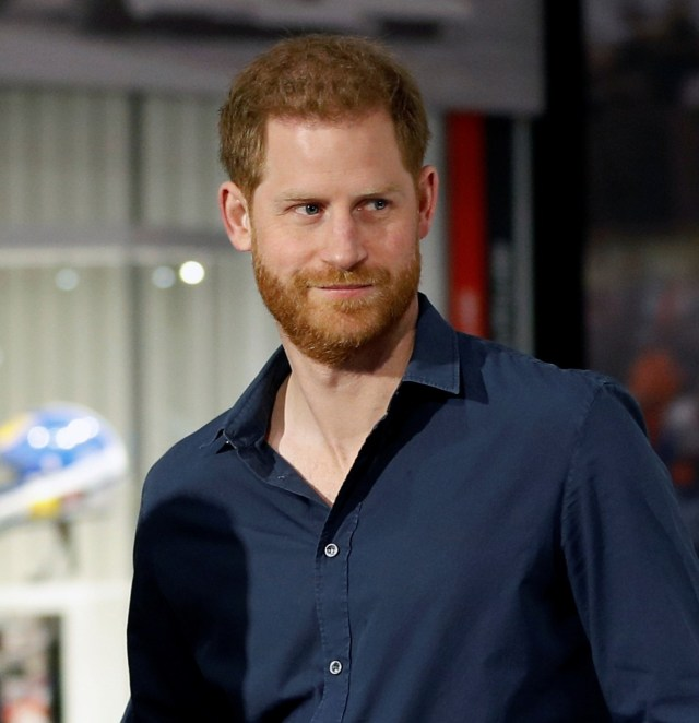Prince Harry opened up to Vovan and Lexus as they posed as Greta