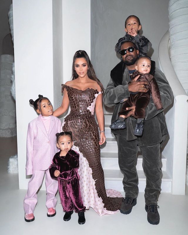 Kim asked for 'empathy' for the father of her children during his bipolar episode
