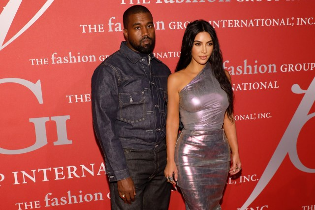 Kim and Kanye continue to work on their marital problems after previous 'divorce' claims