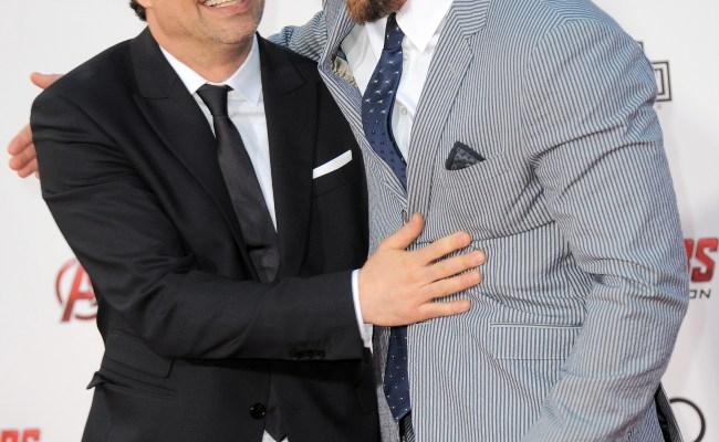 Chris Evans Pal Mark Ruffalo Trolls Him For Accidentally