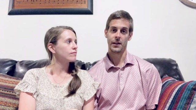 The couple explained their views on drinking in a YouTube video