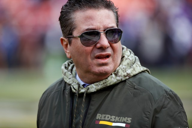 Dan Snyder, owner of the Washington Football Team, reportedly told a cheerleading coach to keep dancers 'skinny with big tits'