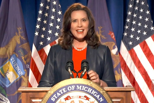 Trump has often attacked Whitmer for her handling of the COVID-19 pandemic