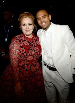 Are Adele and Chris Brown dating?
