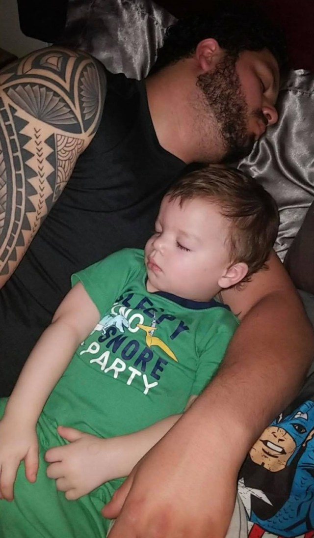 Elijah Orejuela was taken to the hospital and placed on life support but died two days later
