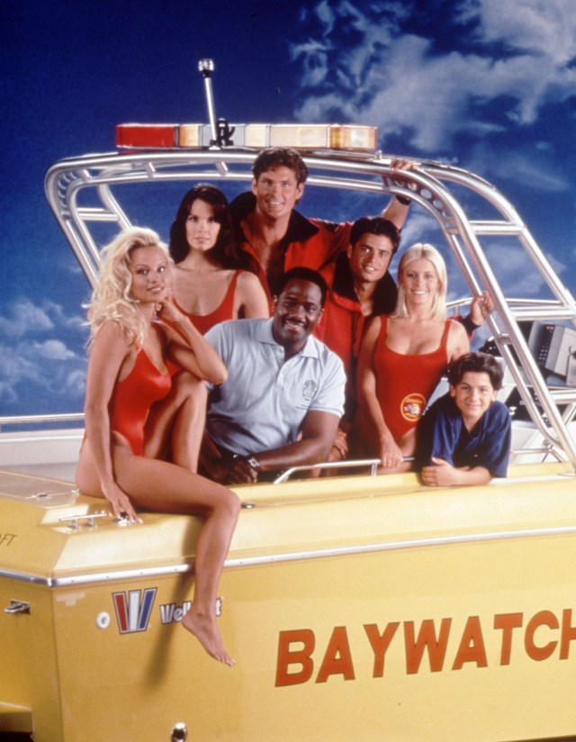He secured a role in Baywatch and became popular for his character, Hobie Buchannon