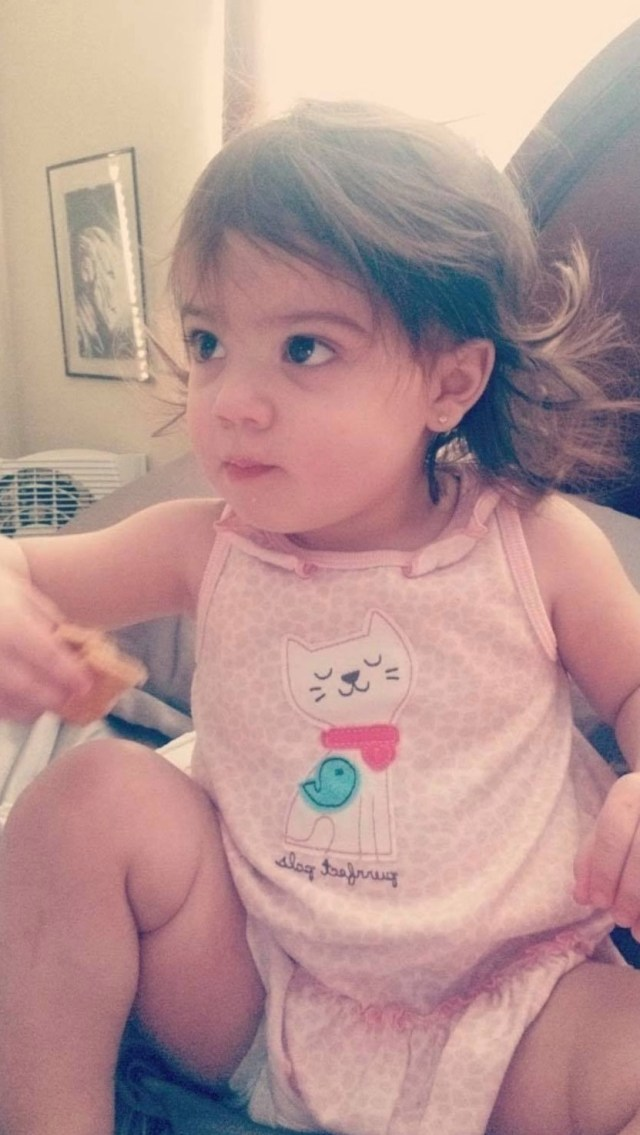 Elyssa Orejuela died after she was found floating in the deep end of a pool just before her second birthday