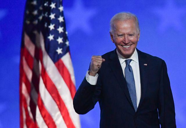 Biden has become president-elect