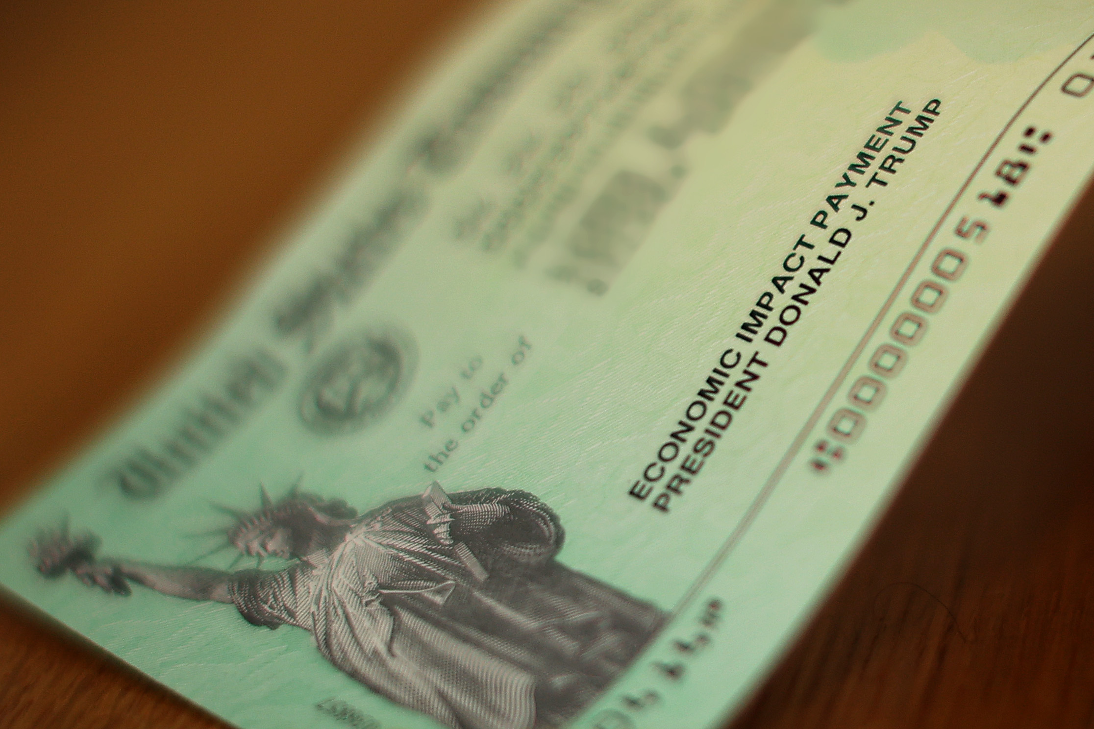 Paper checks will start to be mailed out on December 30