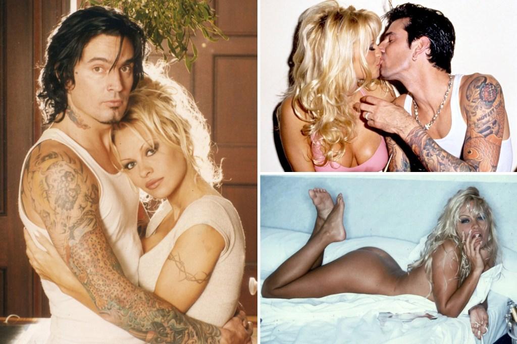 "Courtney Love Blasts ""Vile"" Pamela Anderson Sex Tape Series"