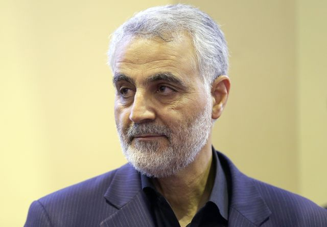 Iranian leaders have vowed to avenge the death of Qasem Soleimani