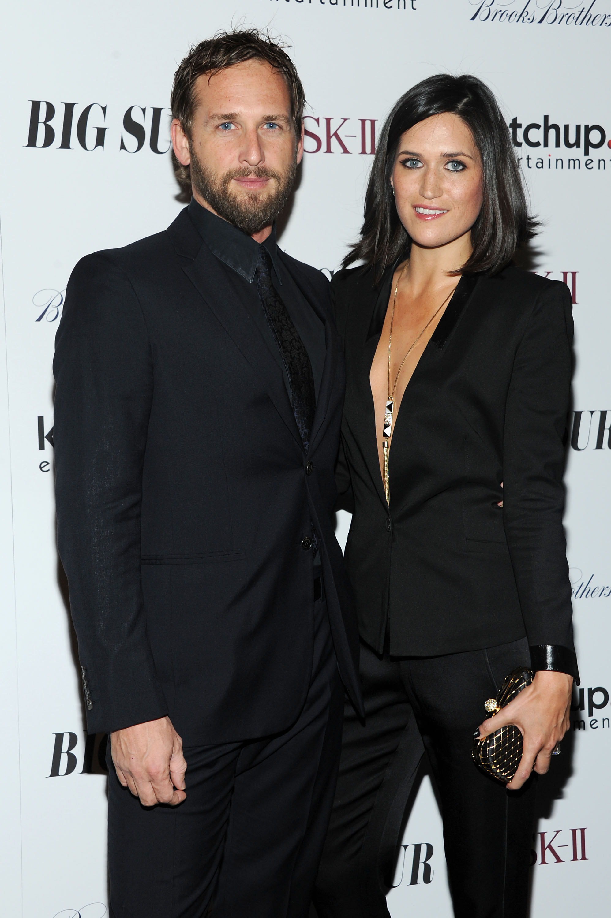 Josh Lucas' ex Jessica Ciencin Henriquez - who had a date with Armie in September - condemned him