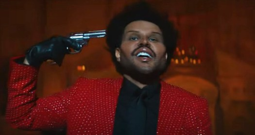 The Weeknd leaves fans 'scared' after debuting freaky face ...