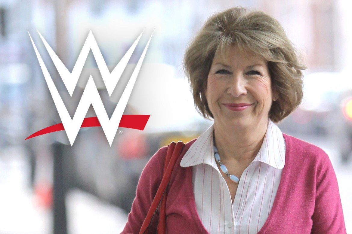 WWE hire legendary BBC news presenter Jennie Bond as Royal Rumble  correspondent for this year's wrestling pay-per-view