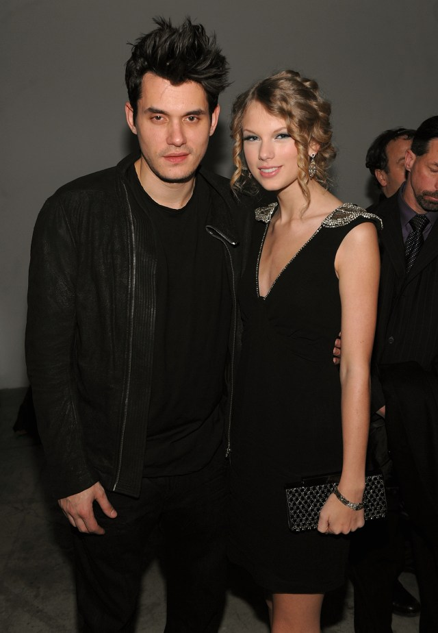 John dated Taylor Swift when she was 19-years-old and he was in his 30's