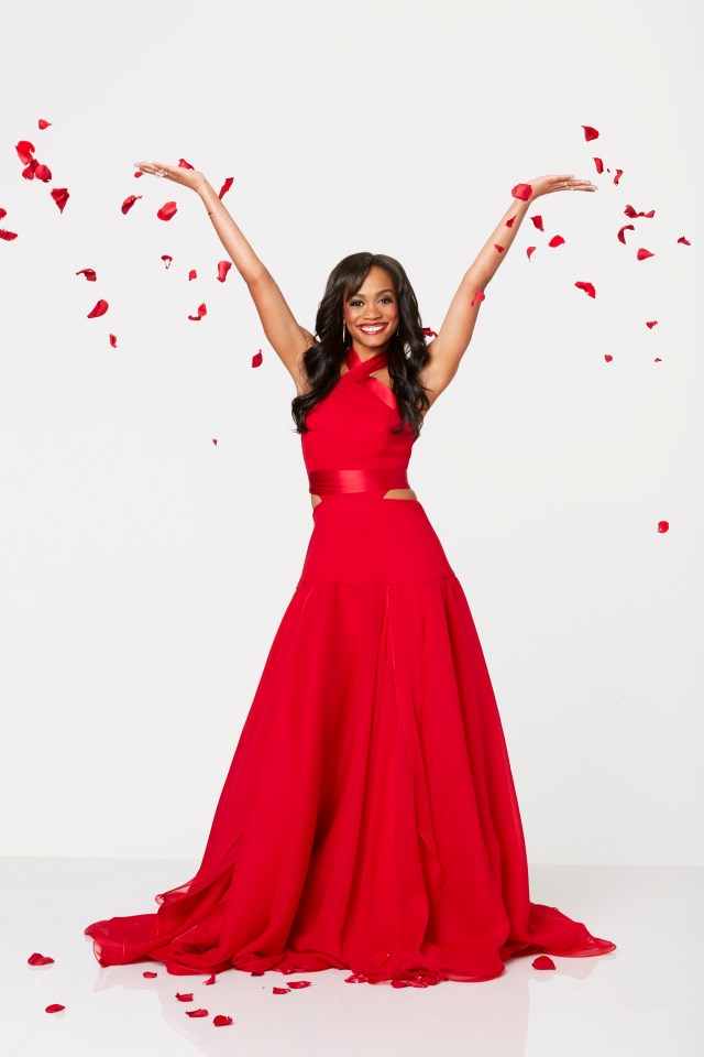 Rachel previously served as The Bachelorette in 2017
