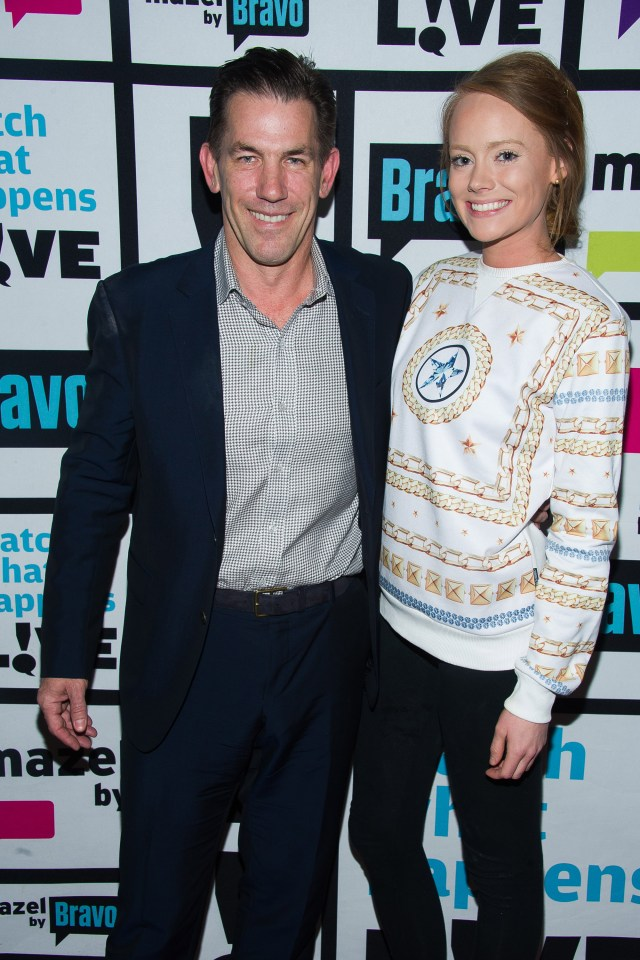 Kathryn was previously in a relationship with Thomas Ravenel