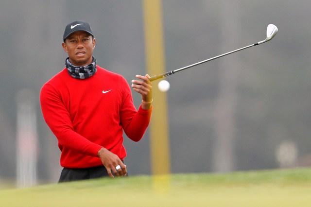 Woods has undergone multiple back surgeries