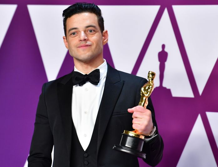 He was up for Best Actor for his role in Bohemian Rhapsody